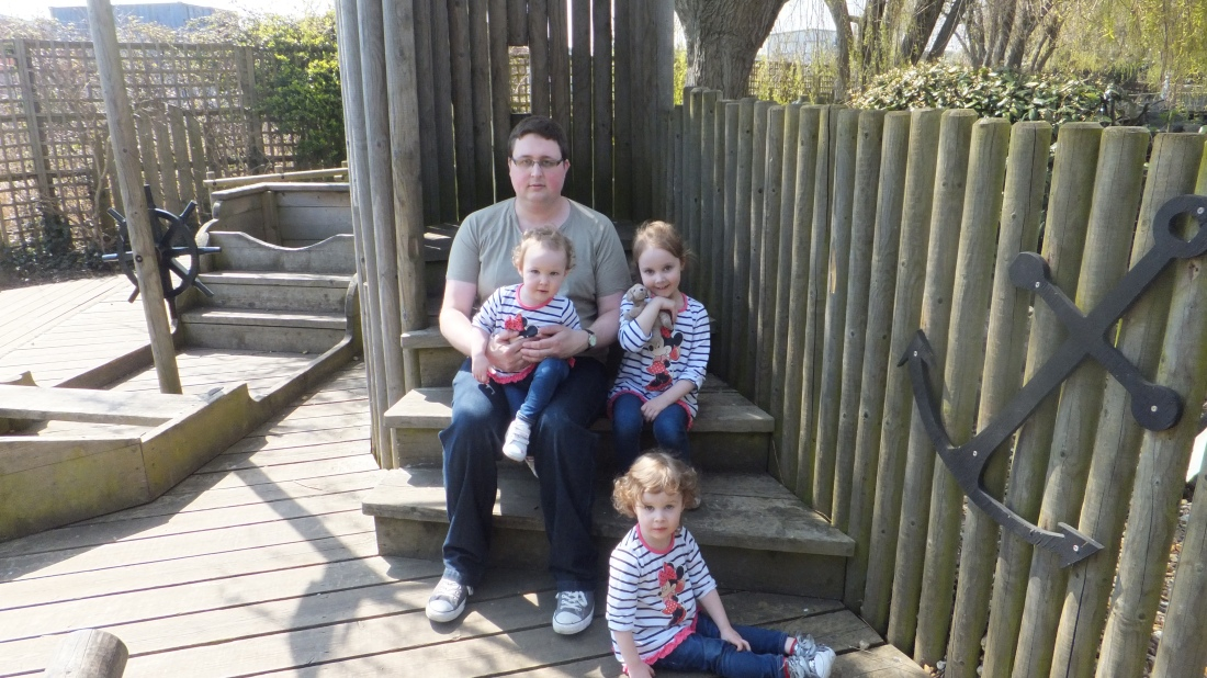 Day Out With The Kids (Photo)