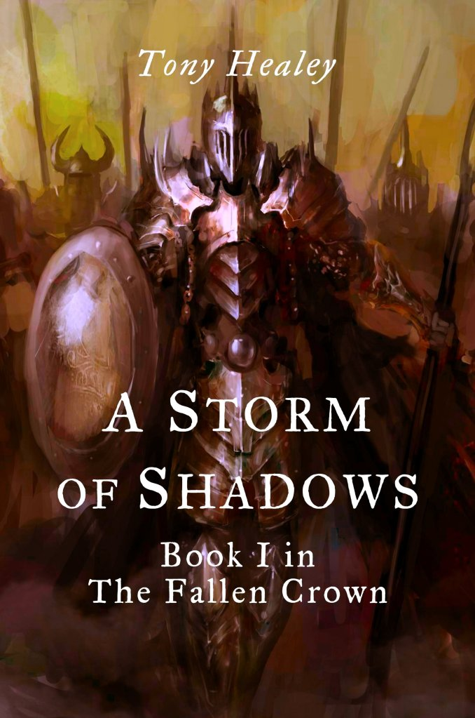The Fallen Crown BK1
